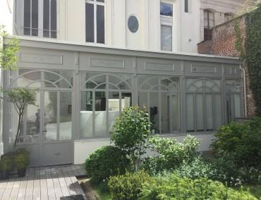 Rénovation de la véranda, de 3 chambres et 2 salles de bain